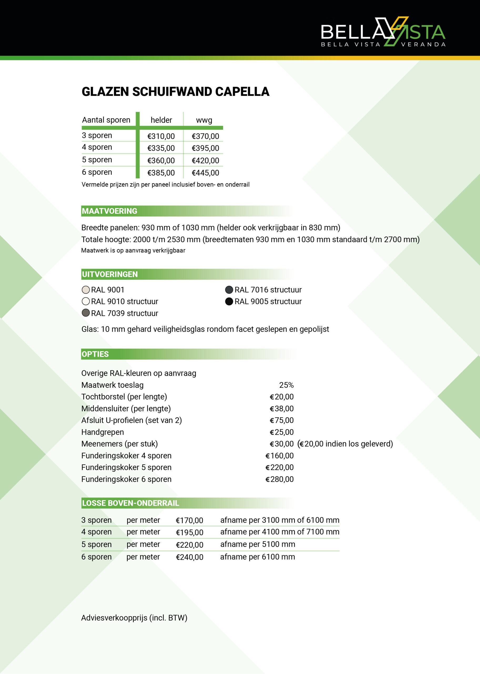 Prijslijst glazen schuifwand afbeelding voor website